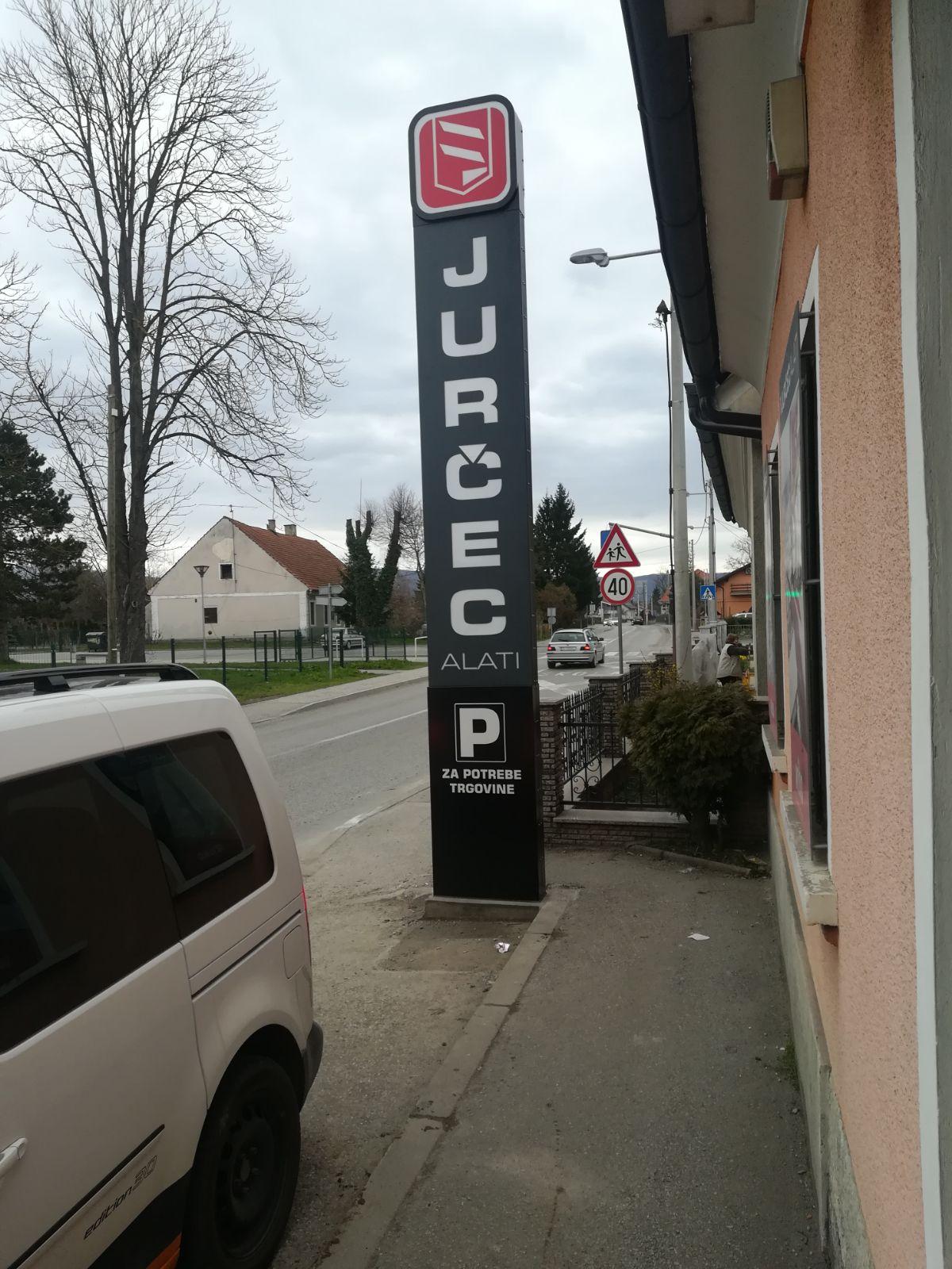 Izrada svjetlećih reklama Zagreb