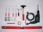 Montaža radijatora - svi alati potrebni za jednostavnu i bržu montažu Viking električnih radijatora!